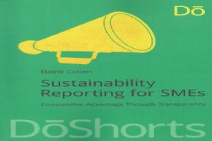 Book review: Sustainability Reporting for SMEs by Elaine Cohen
