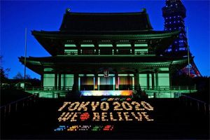 Tokyo 2020 Olympics: It's about energy, stupid!