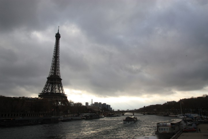 So Paris is done, what's next?