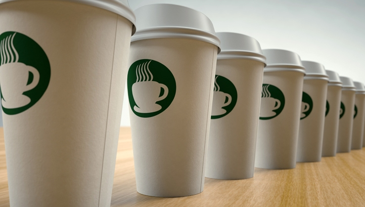 What's next for the coffee cup?