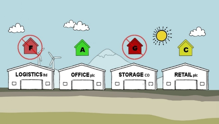 Energy efficiency: up to 35% of UK properties could be unlettable by 2018