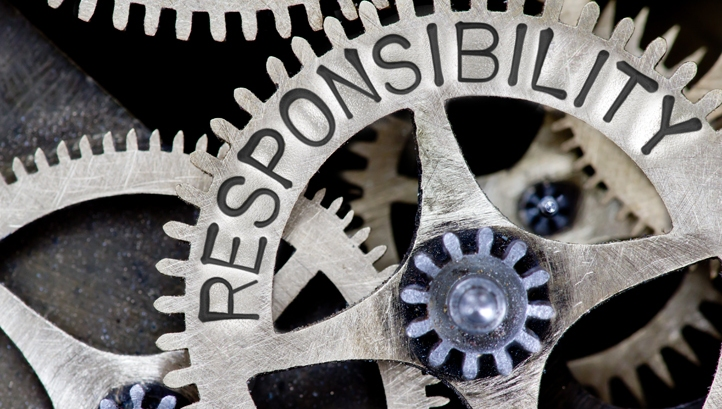 When it comes to taking full responsibility, 'a little less bad' is just not good enough