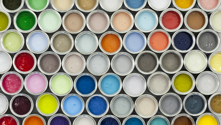 Britain throws away 20 Olympic swimming pools of paint a year - let's recycle it