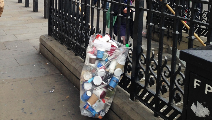 Those who really want to solve coffee cup recycling, please stand up