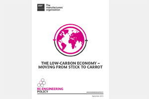 The Low Carbon Economy – From Stick to Carrot - edie.net