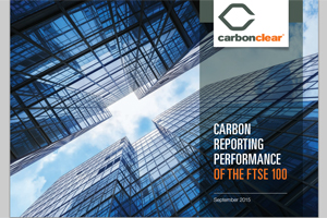 Carbon Reporting Performance of the FTSE 100 - Carbon Clear - edie.net