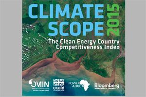 Climatescope 2015 - edie.net