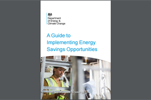 A Guide to Implementing Energy Savings Opportunities - edie.net