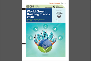 World green building trends 2016 - edie.net