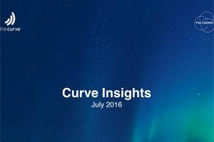 The Curve Insights Report 2016 - edie.net