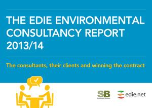 The edie Environmental Consultancy Report 2013/14 - edie.net