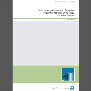 Costs of air pollution from European industrial facilities 2008–2012 - edie.net
