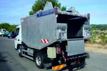 Waste, dry recyclables and food waste collection equipment  - Terberg Matec