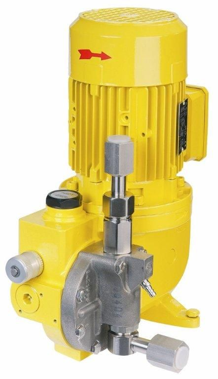 MILTON ROY INDUSTRIAL DOSING PUMPS