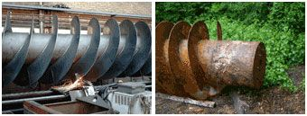 Refurbishment & overhaul of screw pumps