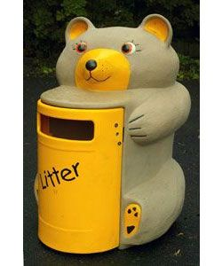 Ambere Litter bin