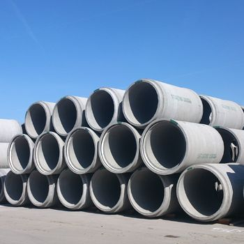 Circular Precast Concrete Pipes