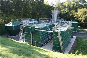 Ovivo's Packaged Wastewater Treatment Plants - Copa SAF - 20 years and still going strong