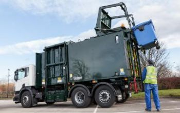 TOPLOADER  28 MEDIUM VOLUME BRING SCHEME COLLECTION VEHICLE FOR DRY RECYCLABLES