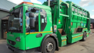 2012 YEAR 23T EURO 5 DENNIS KERBSIDE RECYCLING VEHICLE
