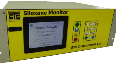 STS Instruments Siloxane Monitor
