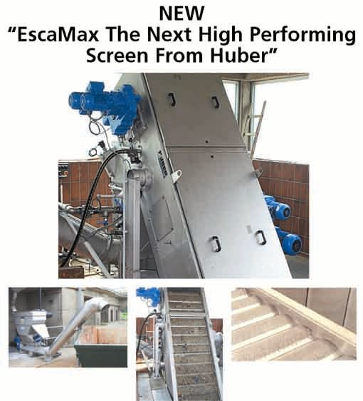 EscaMax The Next High Performing Screen From Huber