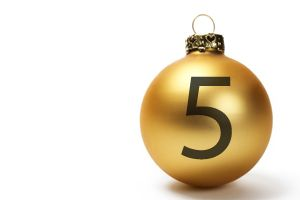 Five Golden Tips for a Lower Carbon Christmas