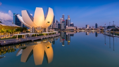 Singapore inspires the world to turn city skylines green