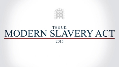 What has the Modern Slavery Act done to improve supply chains?