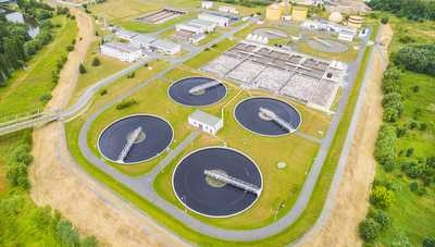Biological odour control in wastewater treatment plants