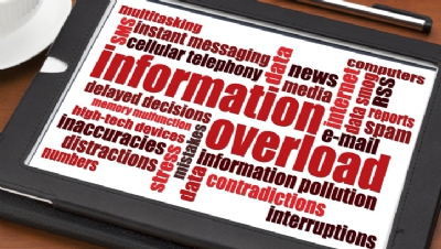 Information overload: In a multimedia world, how do busy CRS practitioners stay abreast of emerging trends?