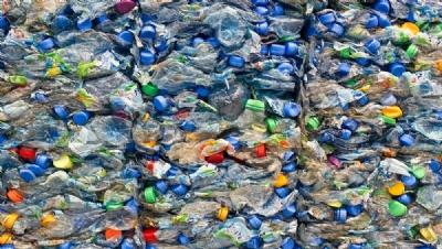 We have a problem and a lot of plastics