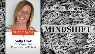 Forget ticking boxes, the first step in saving the world is all about mindset change