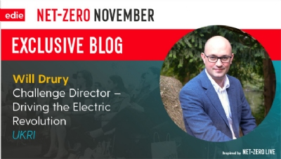 The road to net-zero, and how electrification will get us there