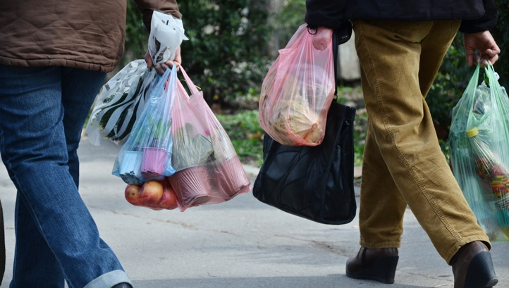 Has the plastic bag tax achieved anything?