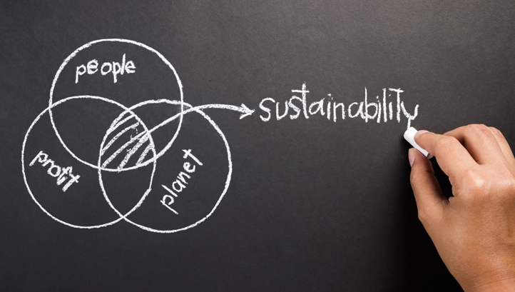 Speaking out on sustainability