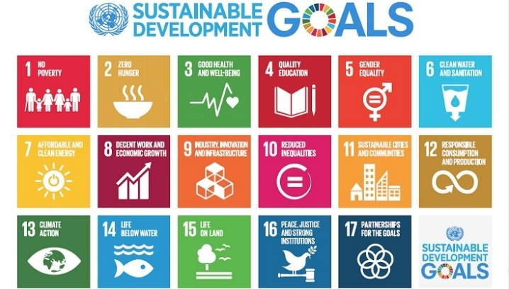 Helping young people get to grips with the UN's Global Goals