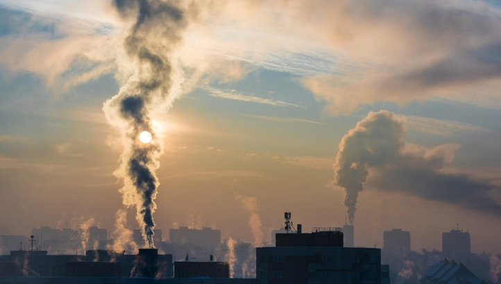 How business can help halt the rise in global emissions