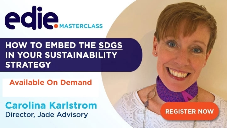 How to embed the SDGs in your sustainability strategy