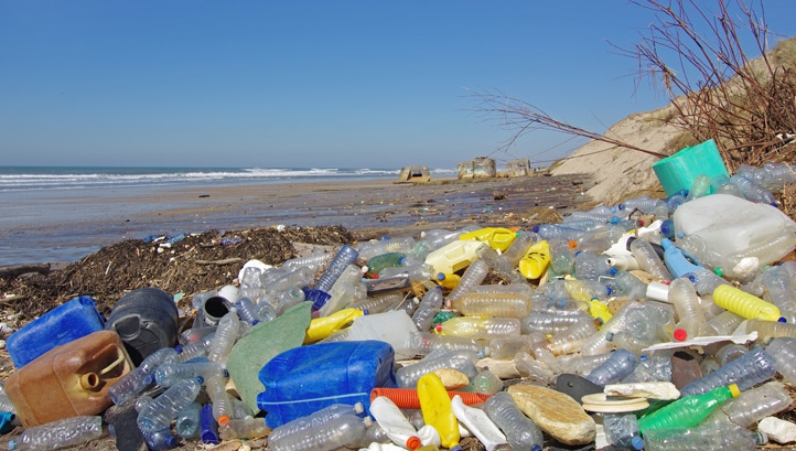 Plastics: We're at war with the symptoms, not the cause