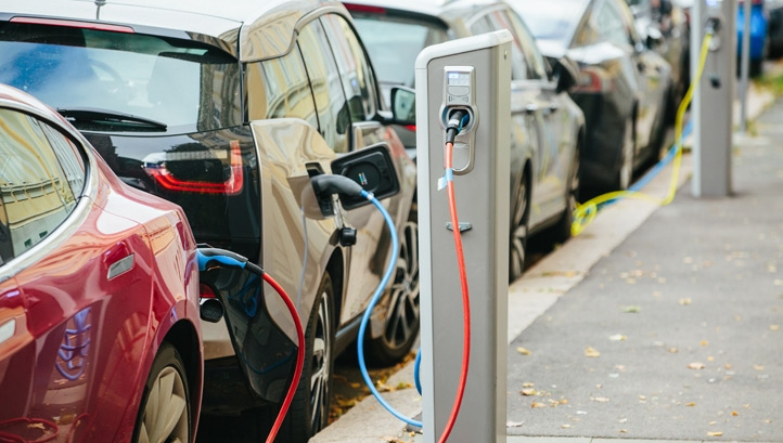 UK is plugged in, as global car industry speeds away from fossil fuels