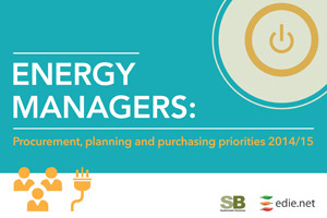 Energy Managers: Procurement, Planning and Purchasing Priorities 2014/15 - edie.net
