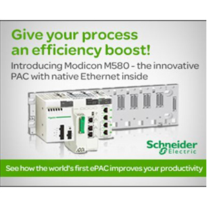 Modicon M580. It's a revolution. Everytime.  - edie.net