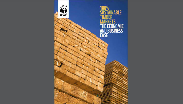 100% sustainable timber markets: the economic and business case - edie.net