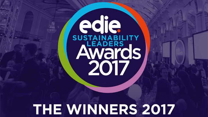 Sustainability Leaders Awards 2017: meet the winners! - edie.net