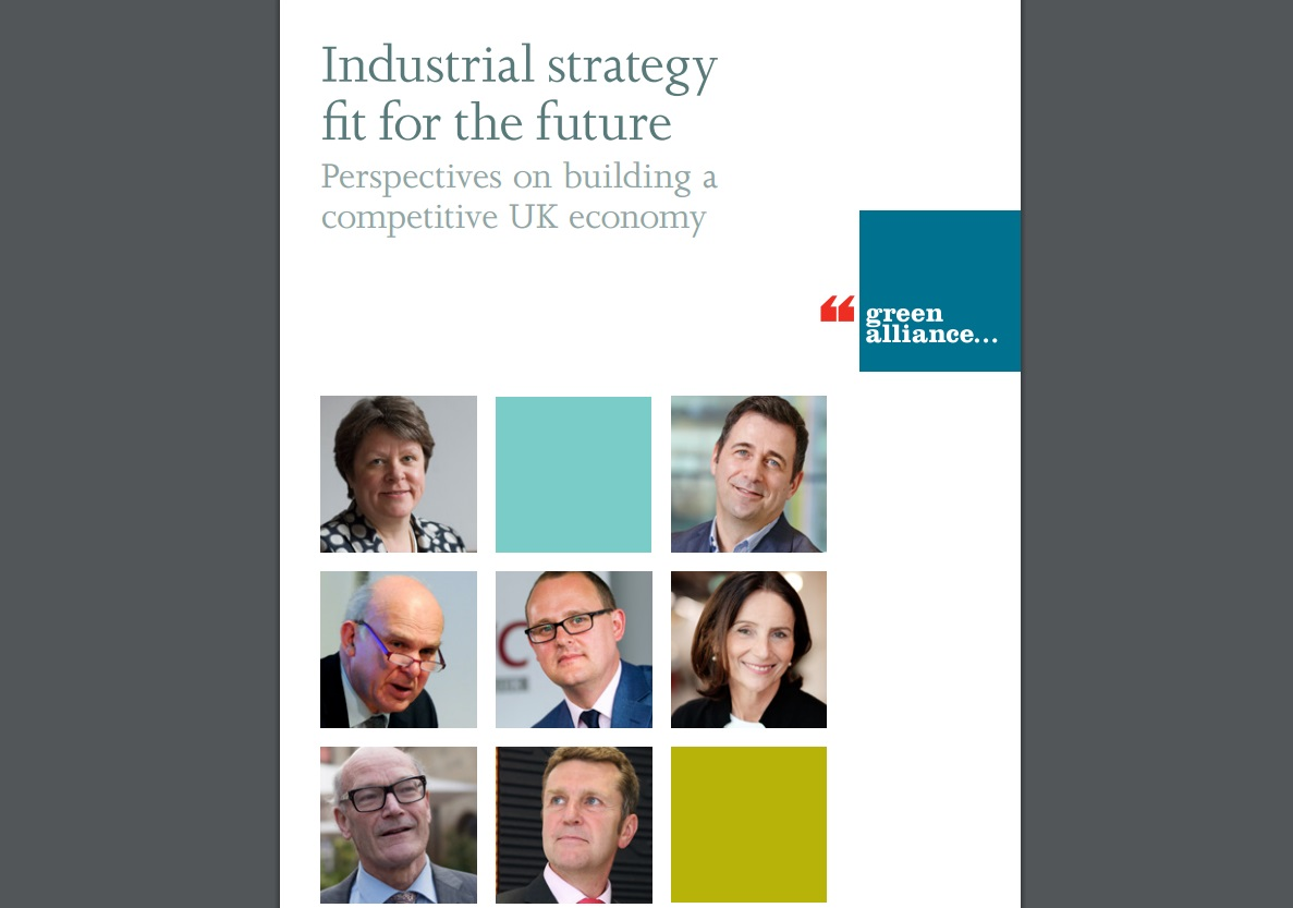 Industrial strategy fit for the future: perspectives on building a competitive UK economy - edie.net