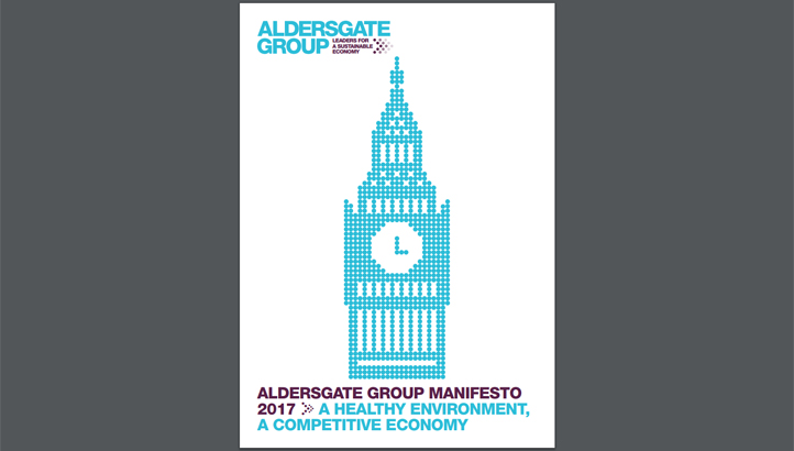 Aldersgate Group manifesto 2017: A healthy environment, a competitive economy - edie.net