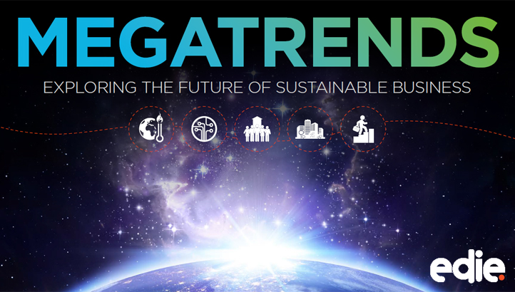 Megatrends: Exploring the future of sustainable business - edie.net