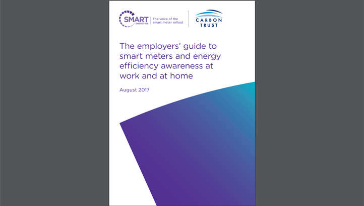 The employers' guide to smart meters and energy efficiency awareness at work and at home - edie.net