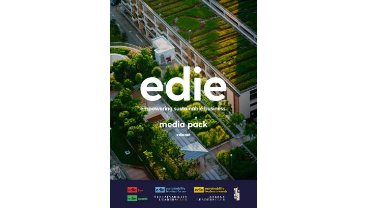 Advertise with edie - edie.net